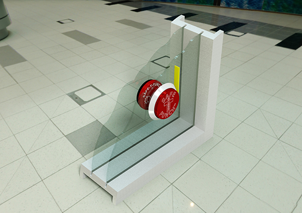 For single, double and multiple glazing assemblies