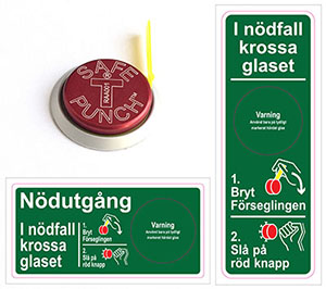 Instructions Sticker Languages